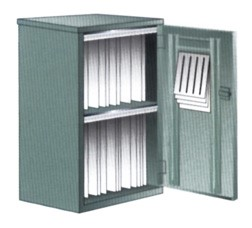 NO-800D - Cabinet (Double Door)