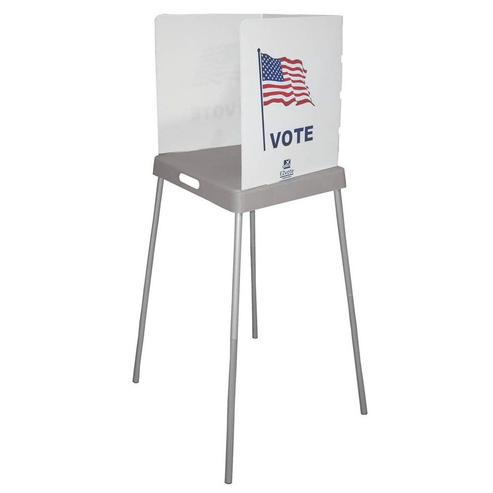EZ Vote Voting Booth